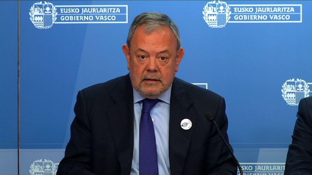El Gobierno aprueba el Proyecto de Ley del Plan Vasco de Estadística 2018-2022 (Consejo de Gobierno 27-11-2018)