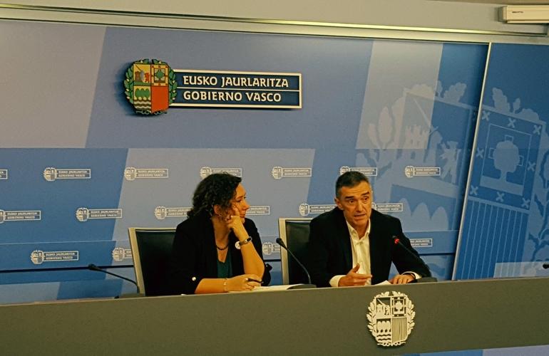 """Euskadi, Irlandarekin eta Erresuma Batuarekin batera, """"Babes Komunitarioa""""ren ereduaren bidez errefuxiatuen harreran eta integrazioan aintzindariak diren herrialdeen taldean egongo da"""