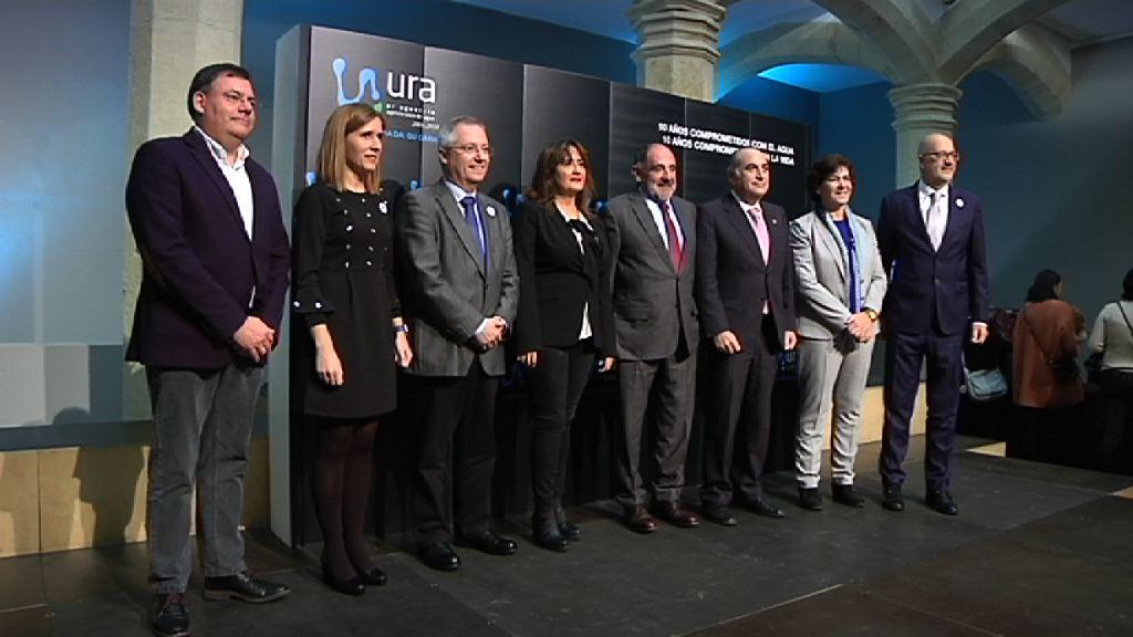 URAk 305 milioitik gora bideratu ditu azken 10 urtean Euskadin uholdeak prebenitzeko eta saneamendua zein ur-hornidura hobetzeko