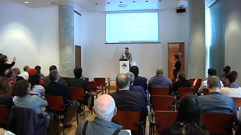 """Harkaitz Millán: """"El turismo MICE fomenta la desestacionalización, el posicionamiento de Euskadi y la fidelización de los visitantes"""""""