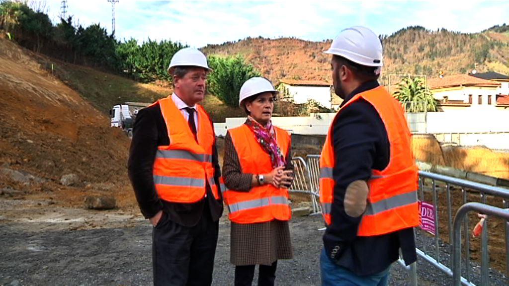 El Departamento de Cultura y Política Lingüística del Gobierno Vasco aportará un millón de euros a las obras de remodelación del estadio de Ipurua en Eibar