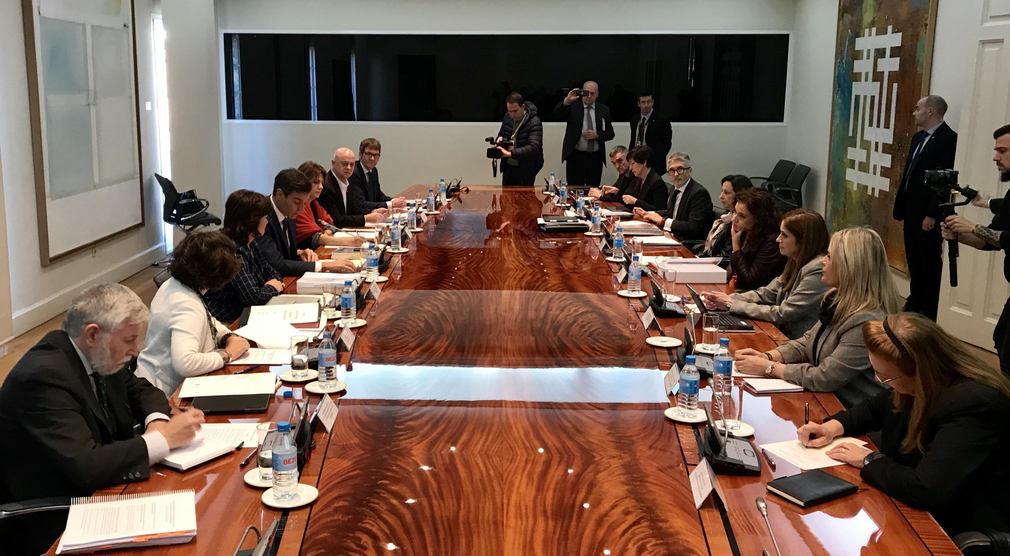 El Gobierno Vasco participa en la reunión del Patronato de la Fundación Centro para la Memoria de las Víctimas del Terrorismo