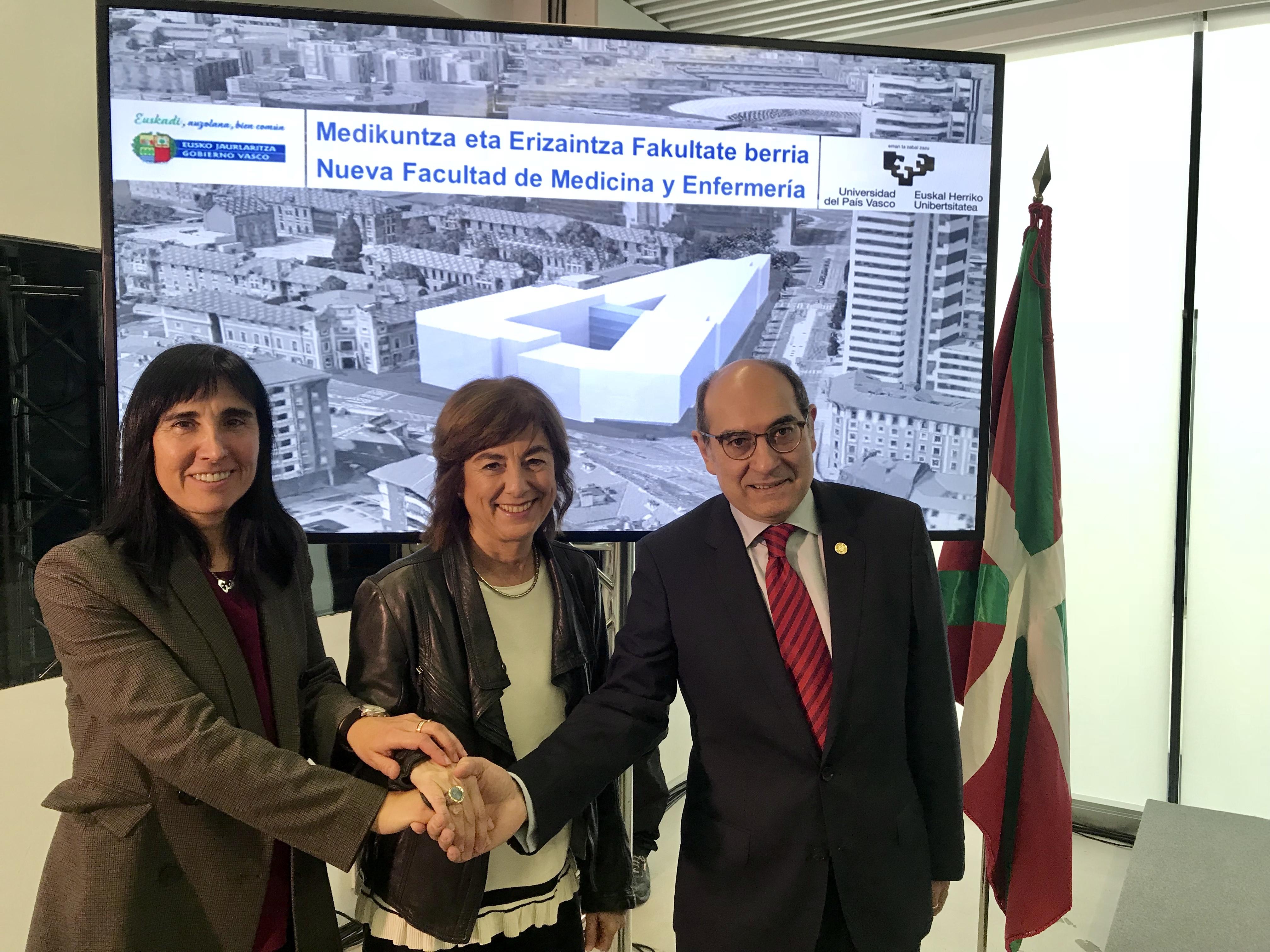 Nueva Facultad de Medicina y Enfermería de la UPV/EHU