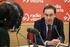 """Antonio Aiz afirma que el tranvía de Gasteiz acerca los barrios al centro, """"hace la ciudad más inclusiva"""""""
