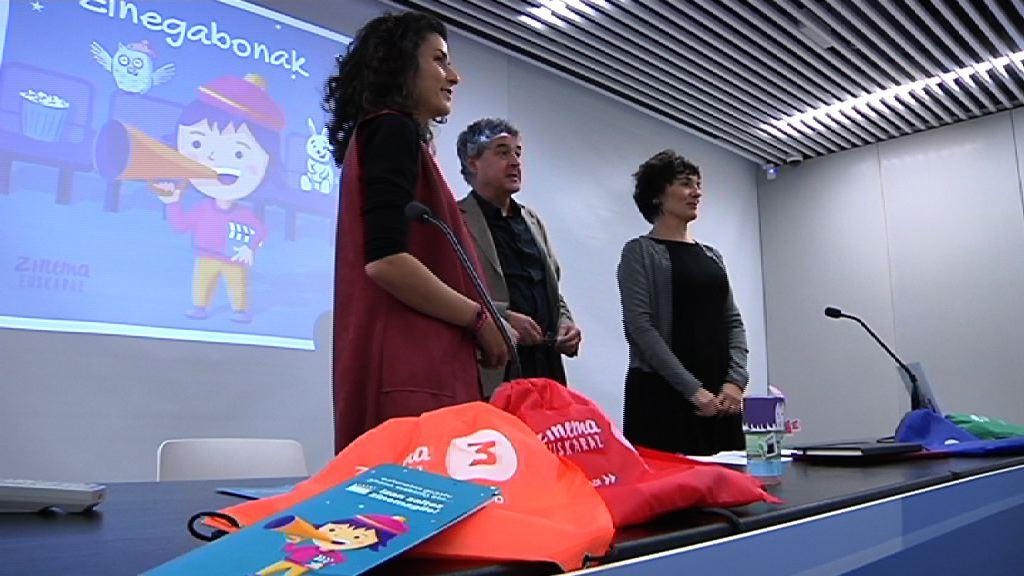 El Gobierno Vasco, a través de Zineuskadi, presenta junto a EiTB y EZAE el ciclo Zinegabonak, que ofrecerá 11 películas en euskera entre los días 26 de diciembre y 4 de enero
