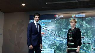 Tapia estudios informativos conexiones ferroviarias