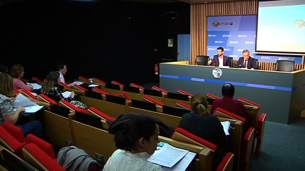 """Euskadi mostrará en FITUR la diversidad de su oferta turística """"bajo el prisma de la sostenibilidad y el equilibrio"""" ha explicado el Consejero Retortillo"""