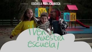 Escuela publica vasca
