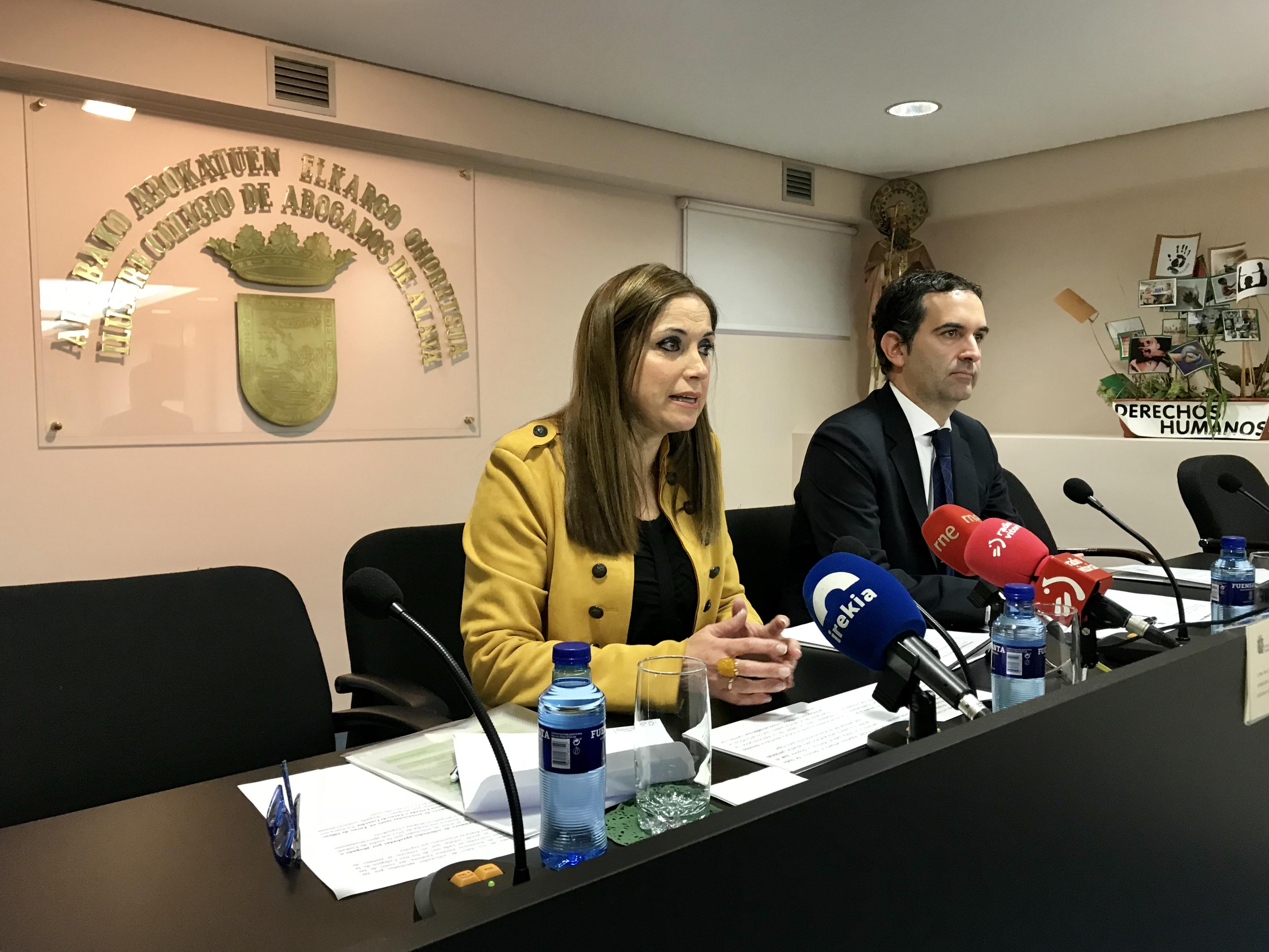 Eusko Jaurlaritzak 3 milioi euro bideratuko ditu Arabako Doako Laguntza Juridikora; bertan ofiziozko txandari atxikitako abokatutzako 250 profesional daude