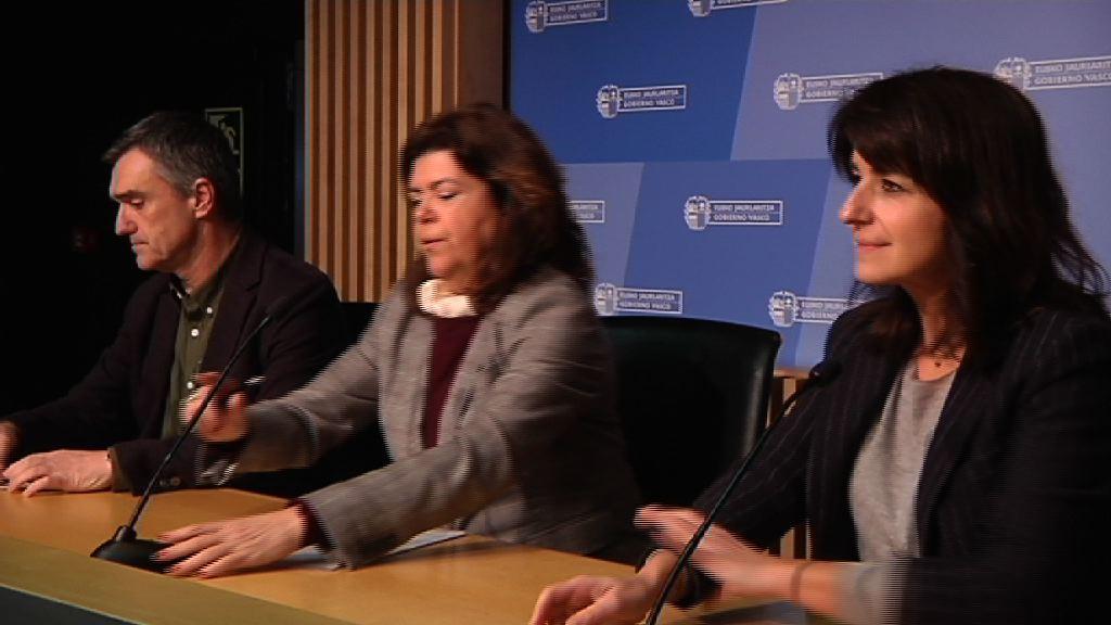 El Gobierno Vasco gestionará con diálogo, tiempo y receptividad el consenso sobre el material educativo Herenegun