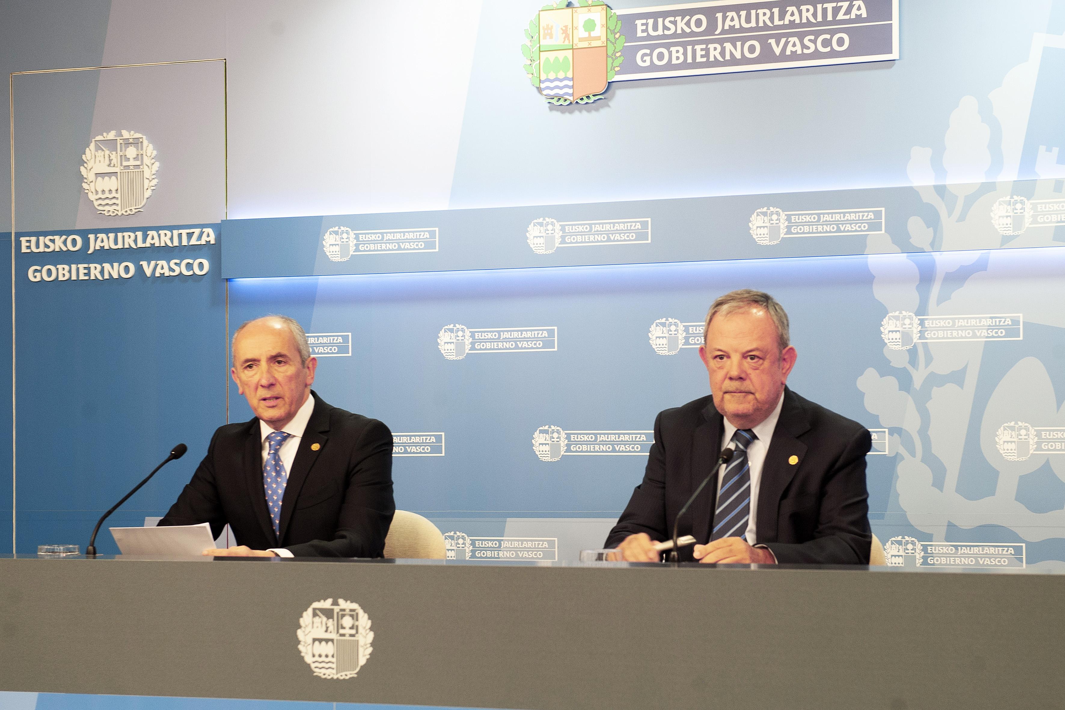 El Gobierno Vasco aprueba dos Proyectos de Ley con importantes mejoras para la función pública vasca