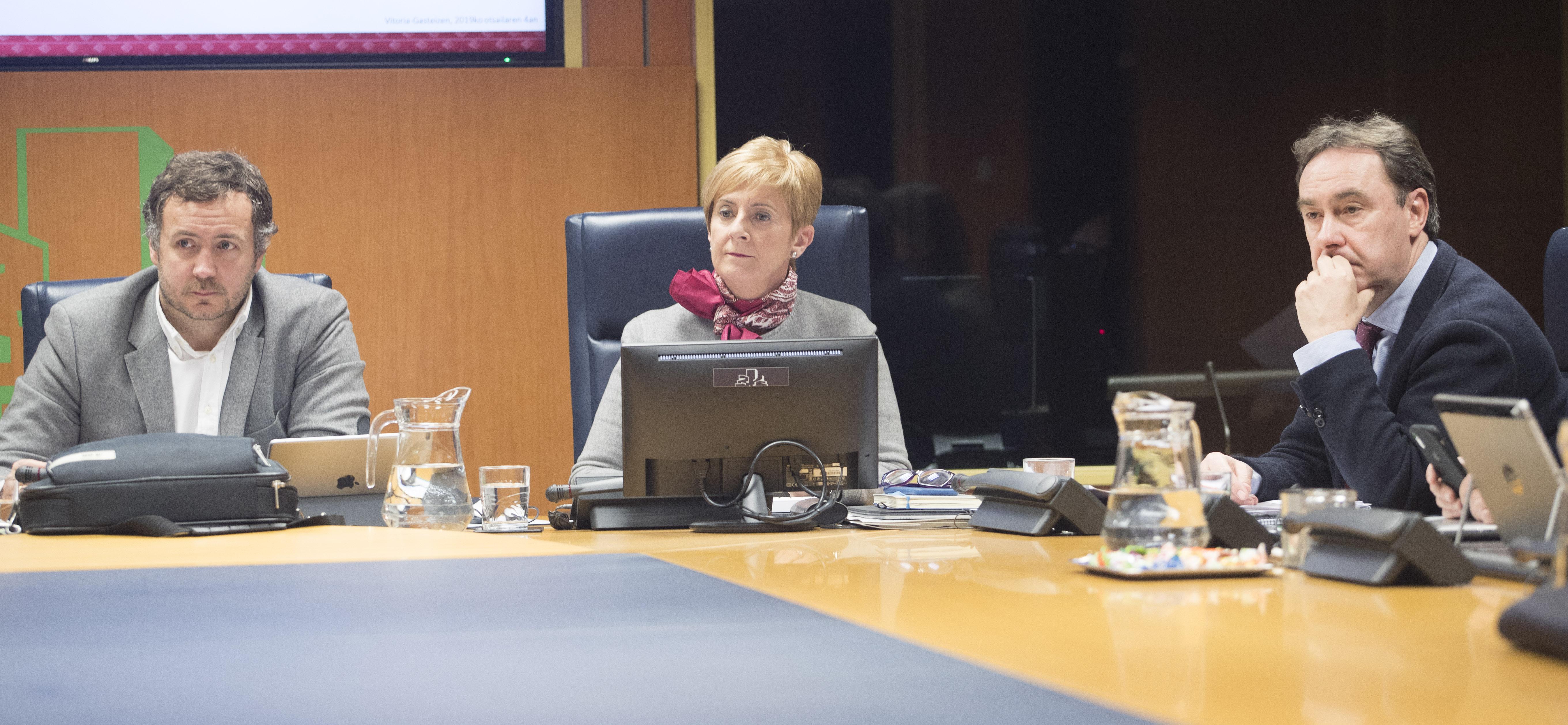 El Gobierno Vasco finaliza el EI de la Variante Sur Ferroviaria para que se apruebe y se tramite a información pública este mismo mes