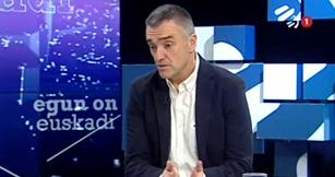 Jonan Fernandez elkarrizketatu dute Egun On Euskadi saioan