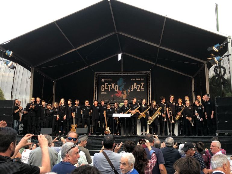 Conciertos de EIJO en Getxo y Barcelona, el verano de 2018