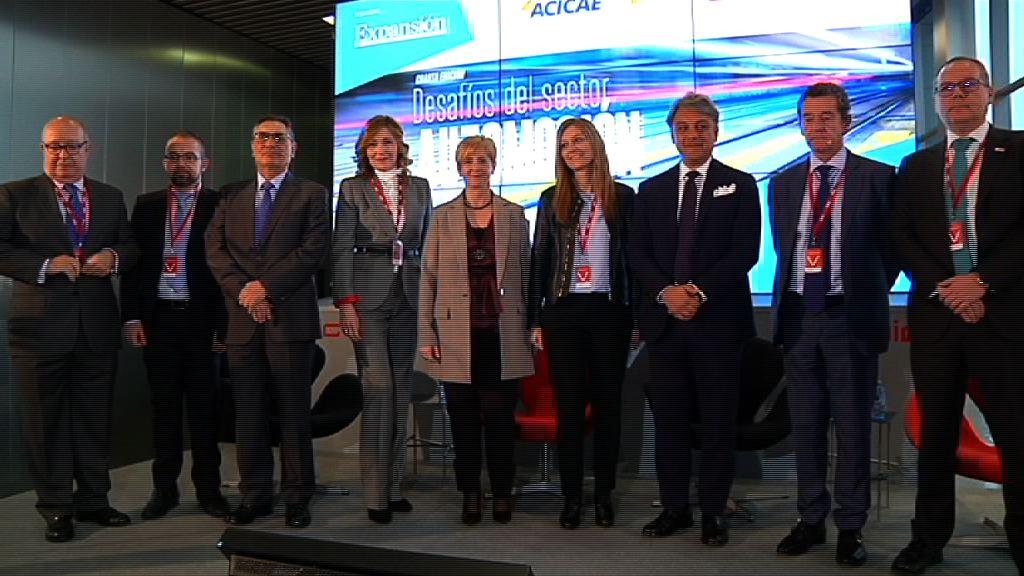 Tapia anuncia el lanzamiento de un Plan Renove para estimular la adquisición de nuevos vehículos