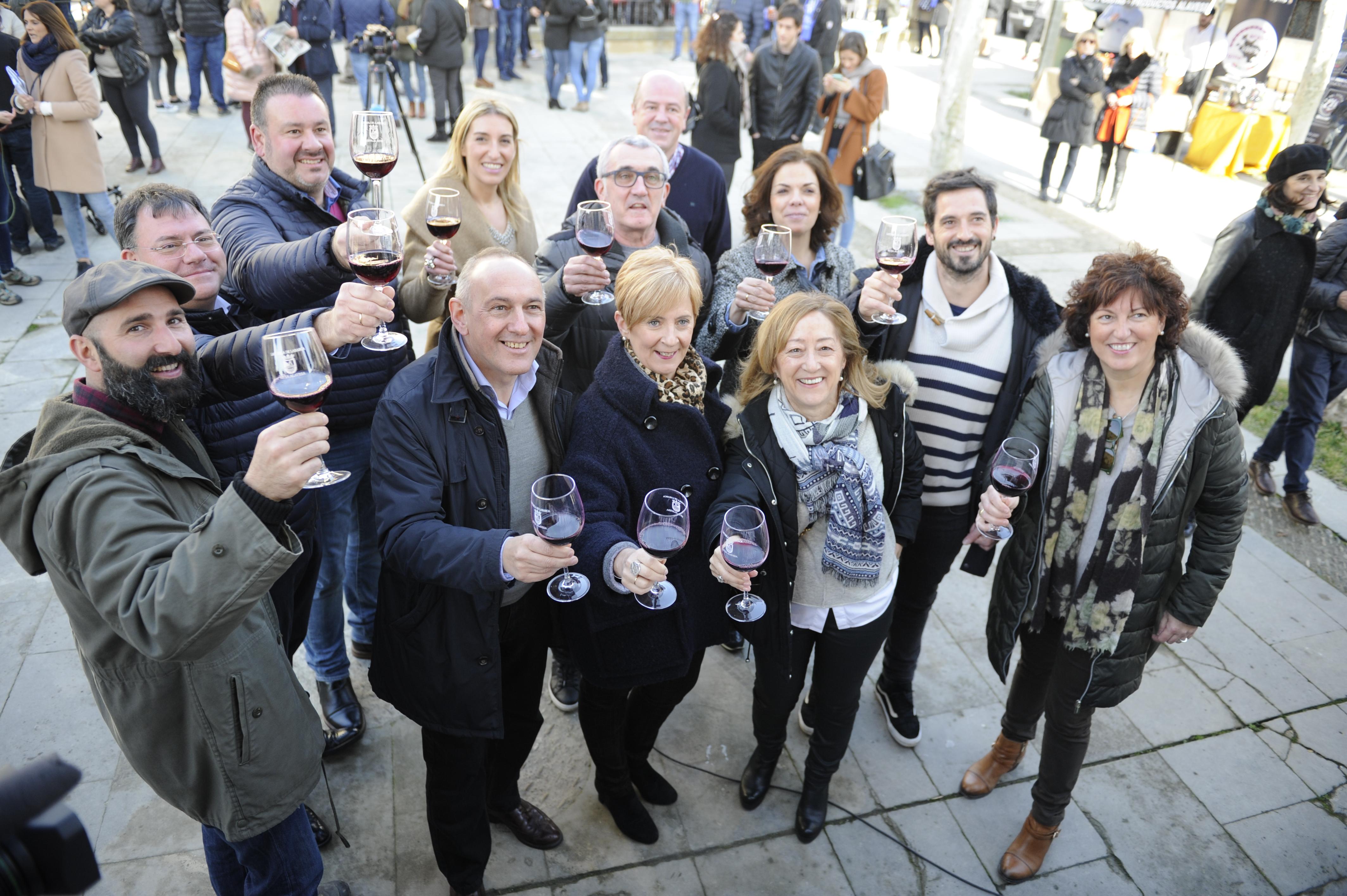 Los vinos de Rioja Alavesa baten récord de precios en los mercados internacionales