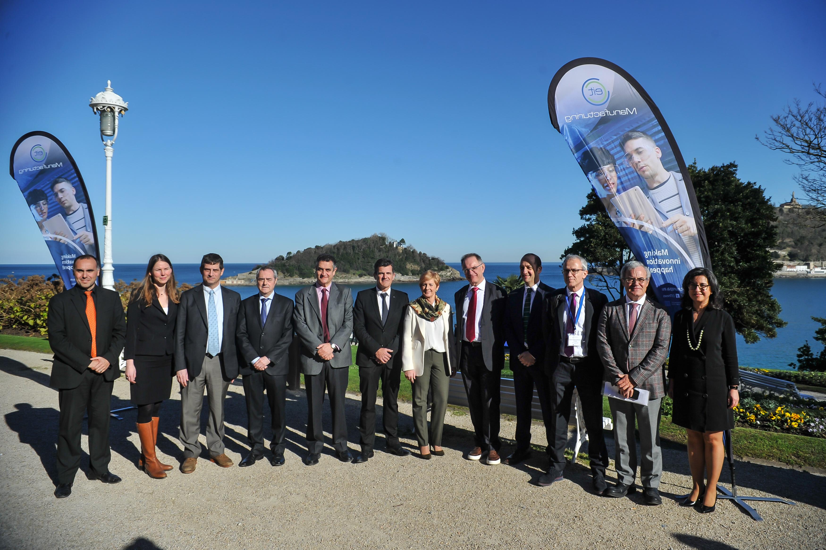 Eit Manufacturing aukera bat da Basque Industry 4.0 estrategiak Europan industria aurreratua finkatzen laguntzeko
