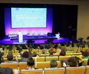 Politika publikoak eztabaidagai Feminismo 4.0 Nazioarteko Kongresuan