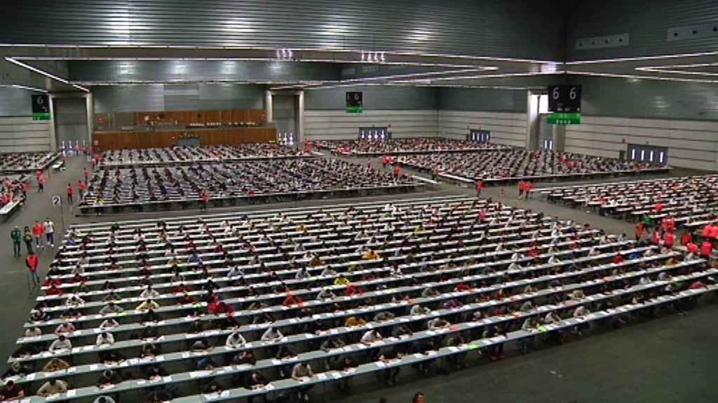 La Consejera Beltrán de Heredia afirma que las pruebas de selección de la 28 Promoción de la Ertzaintza son las más mayoritarias de las últimas 5 Promociones
