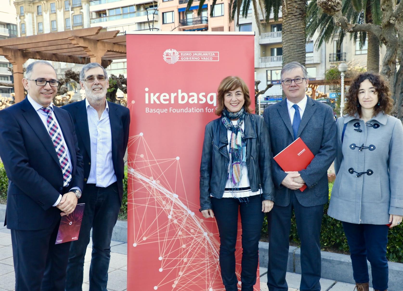 Los investigadores e investigadoras Ikerbasque lograron en 2018 atraer a Euskadi fondos por valor de más de 28 millones de euros