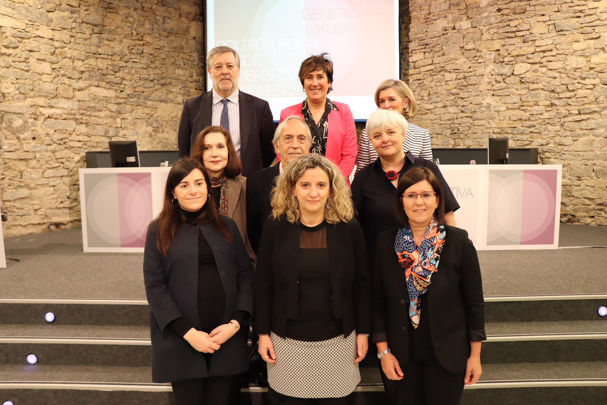 El Gobierno Vasco destaca la capacidad del Concierto Económico para actuar sobre la fiscalidad de género