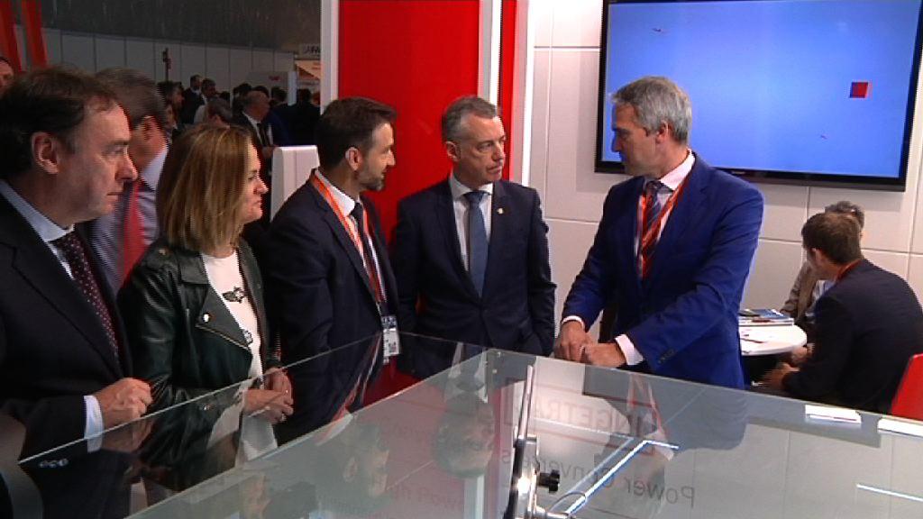 El Gobierno Vasco seguirá apoyando el desarrollo del sector ferroviario