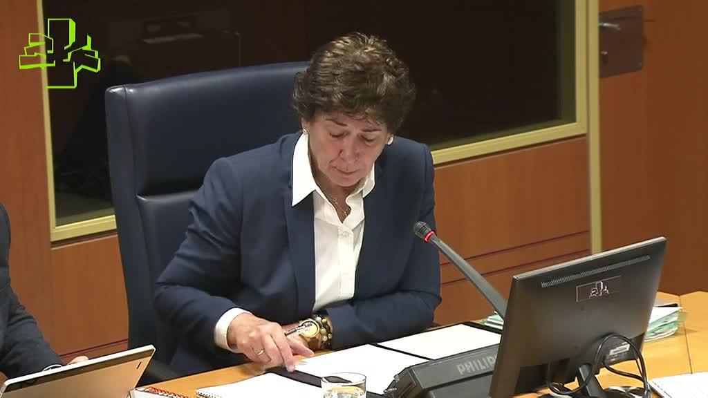 Comisión de Medio Ambiente, Planificación Territorial y Vivienda (12/03/2019)