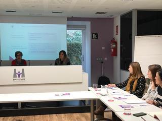Emakunde celebra un taller con empresas para acercarles pautas para la realización de planes de Igualdad  en sus organizaciones