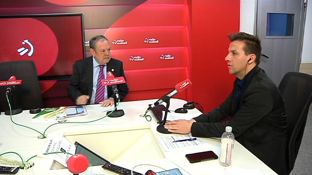 """Elkarrizketa Radio Euskadi-n, """"Boulevard"""" saioan"""