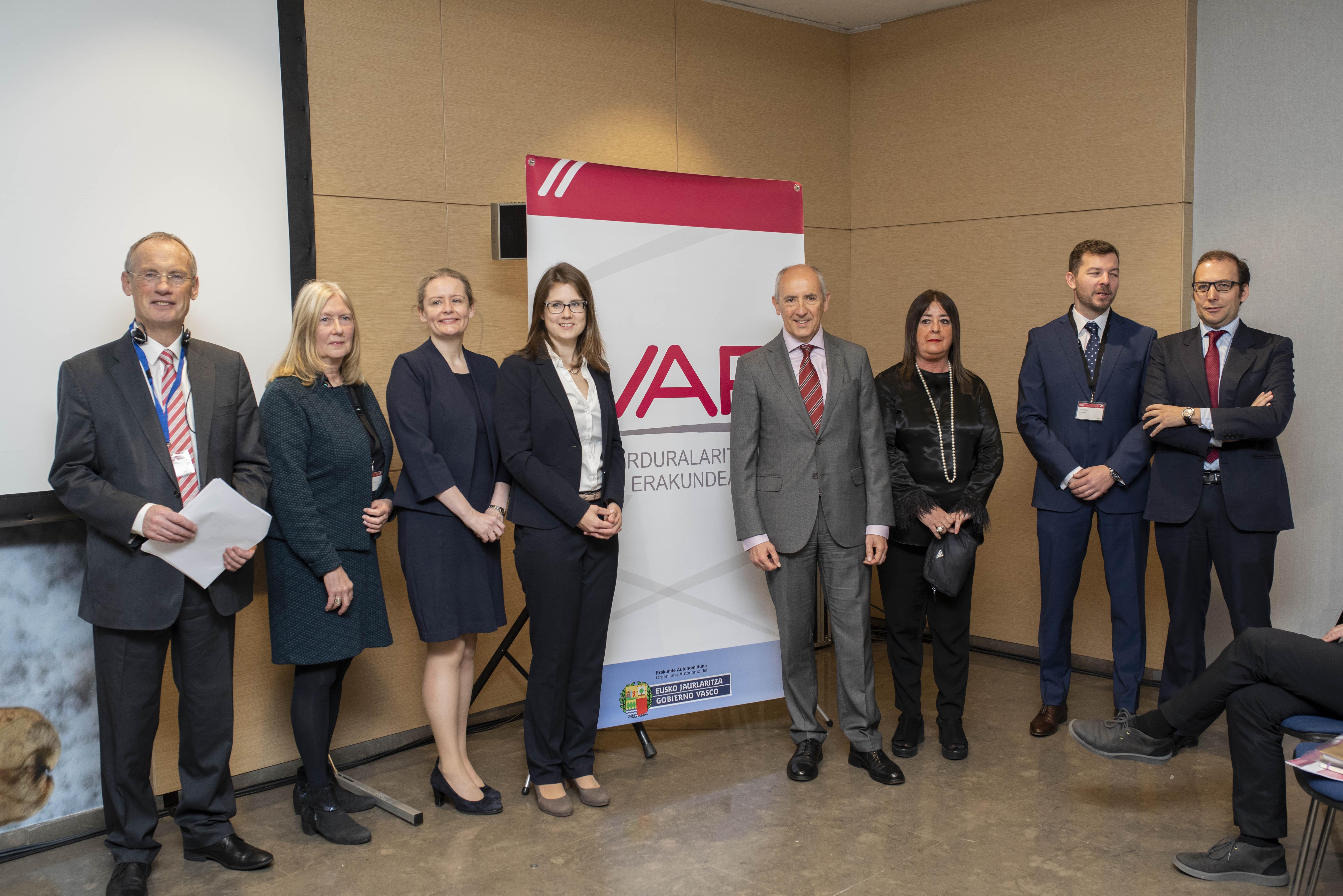 Más de 150 profesionales asisten al congreso especializado en selección de personal de las administraciones públicas organizado por el IVAP