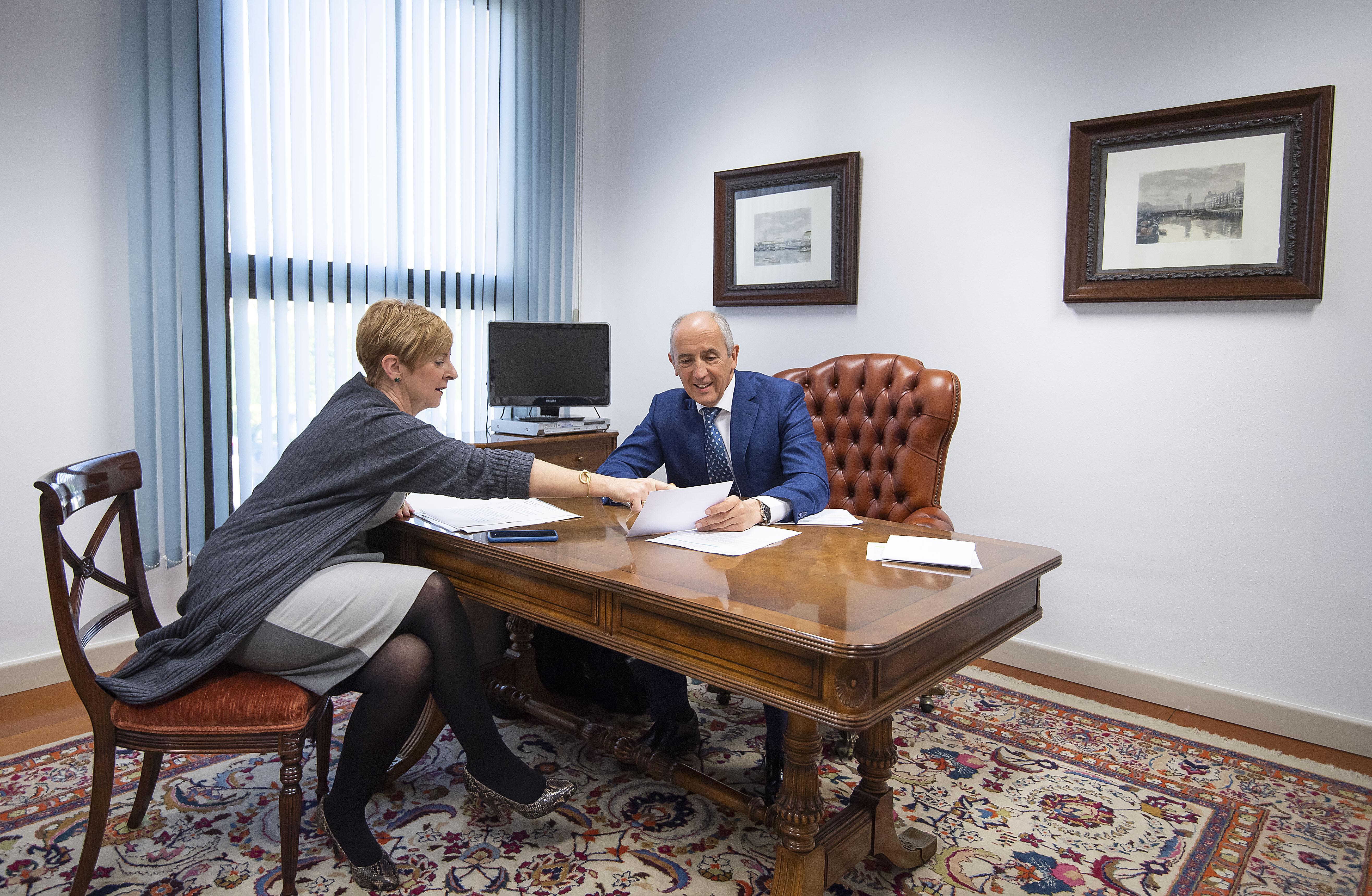 El Gobierno destina 70 millones de euros a ayudar a las familias vascas en la conciliación de la vida laboral