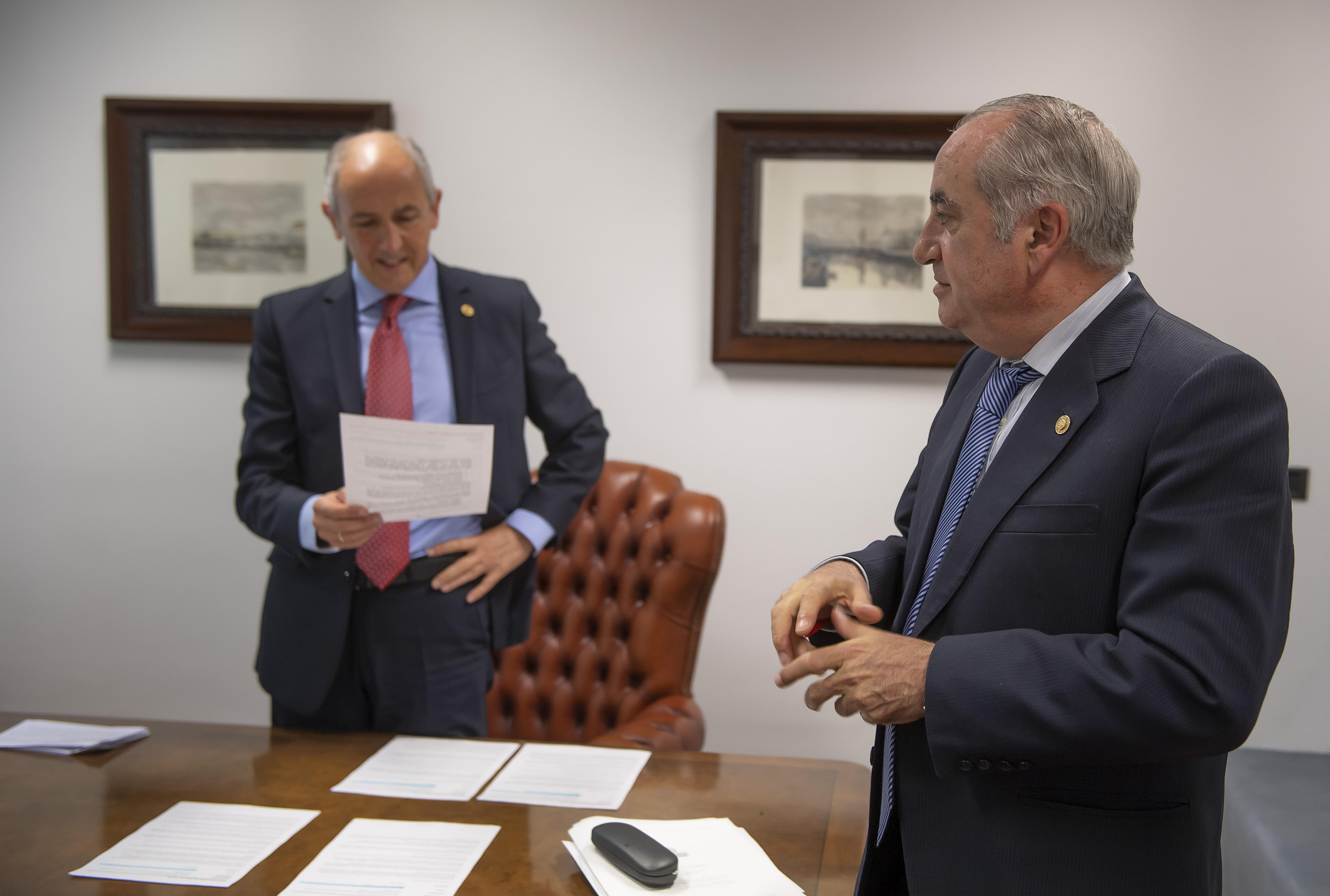 El resultado electoral refuerza la confianza de la ciudadanía vasca en la coalición