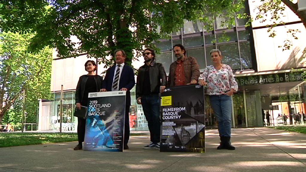 Etxepare Euskal Institutuak euskal zinea eramago du Eskoziara, 'Scotland goes Basque' programaren barruan