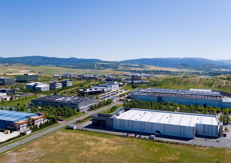 Parque Científico y Tecnológico de Gipuzkoa