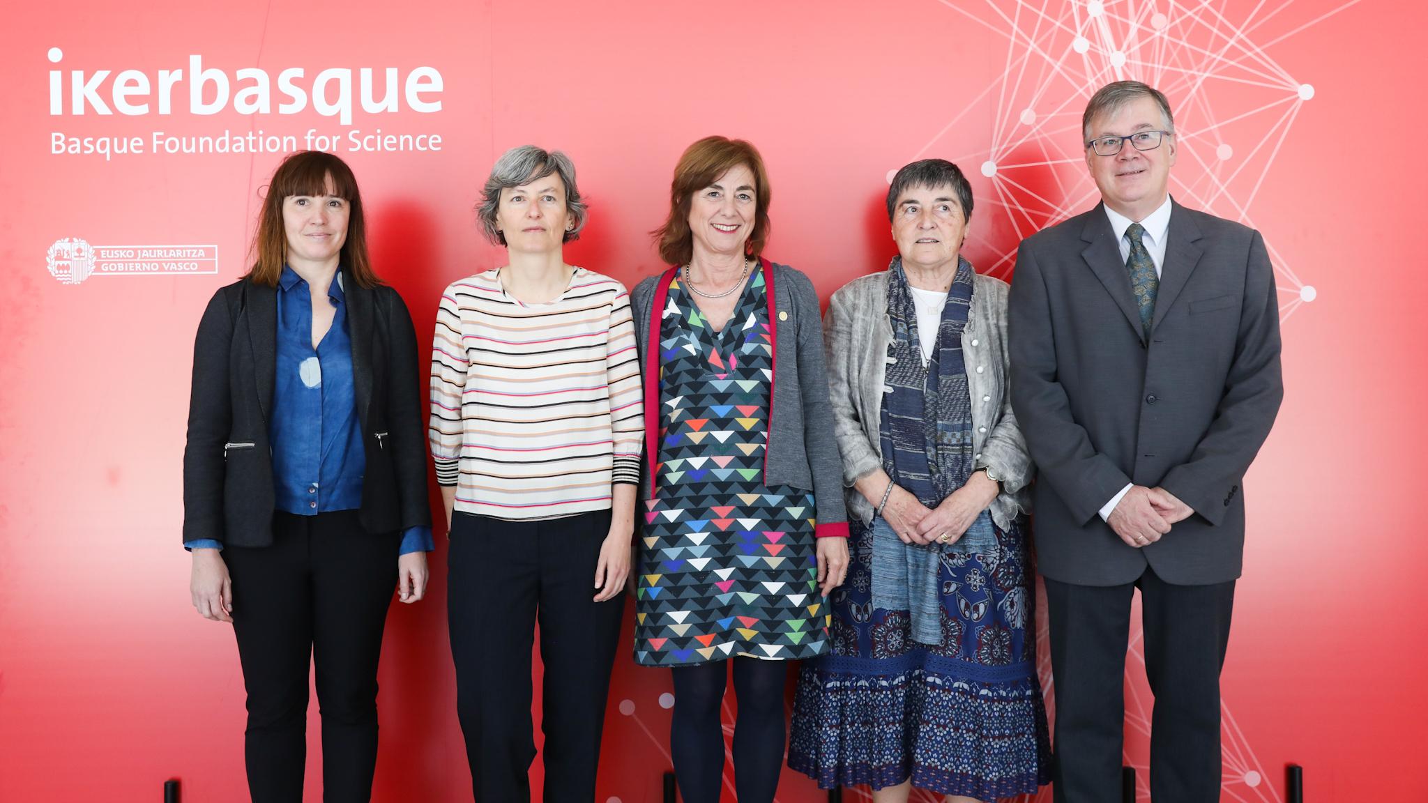 Ikerbasque reconoce y visibiliza la labor de las mujeres investigadoras