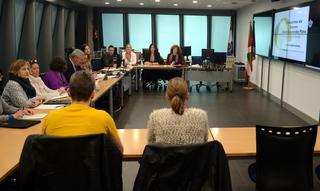 La Asociación de Municipios Vascos –Eudel- y Jefas de Policía Local se incorporan al grupo de trabajo de igualdad en las Policías Locales