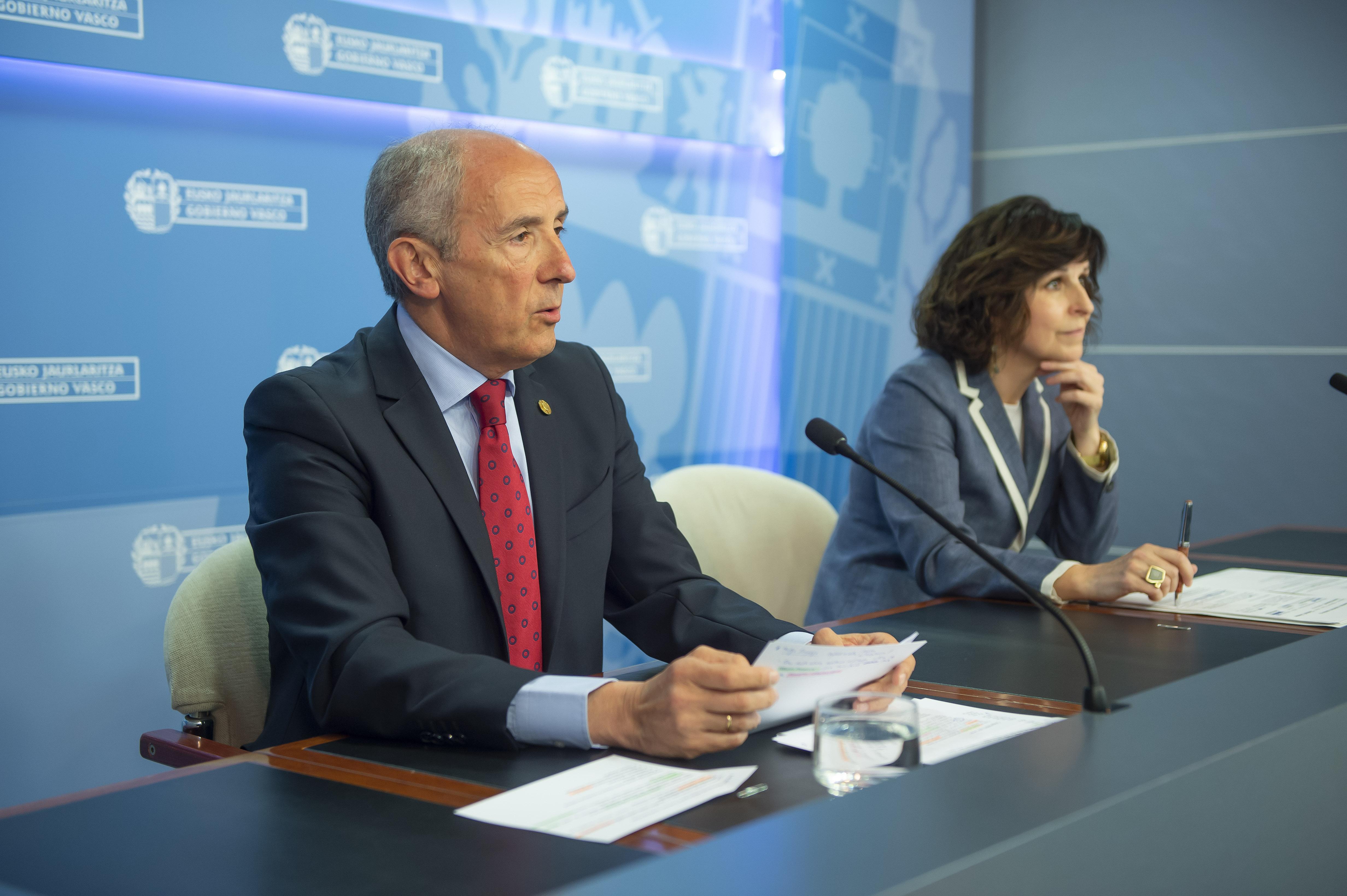 Eusko Jaurlaritza 2020. urteko Aurrekontuak lantzen hasi da