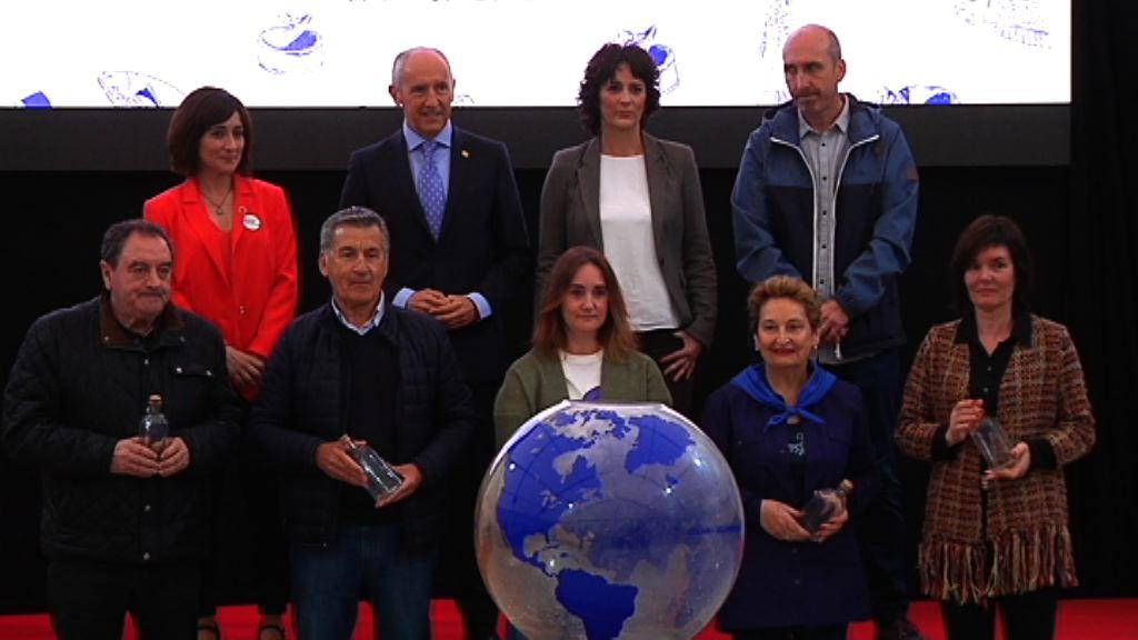 El Gobierno Vasco acude, un año más, a la Arrain Azoka de Bermeo