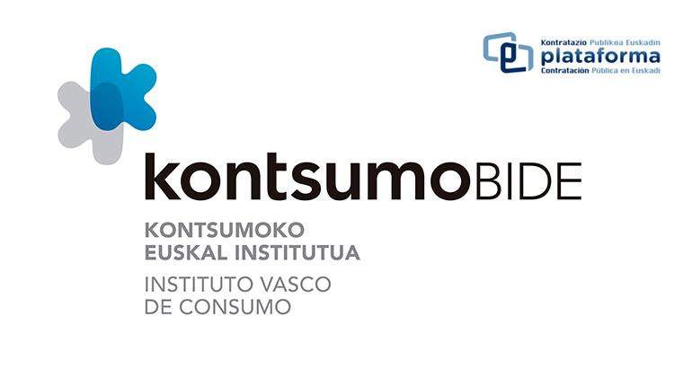 Pliken irekiera teknikoa - 1/2019-KB - Kontsumo-arloko prestakuntza eta informazio programa ibiltaria 2019-2020 ikasturterako.