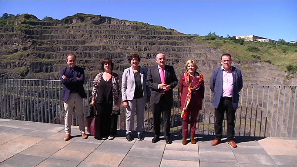 Ekoetxea Meatzaldea se incorpora a la red de centros ambientales del Gobierno Vasco