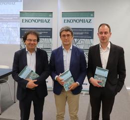 """Ekonomiaz-Euskal Ekonomia Aldizkariaren 95. zenbakiaren aurkezpena: """"Enpresa ertainaren nazioartekotzea eta lidergoa munduko merkatuetan"""""""