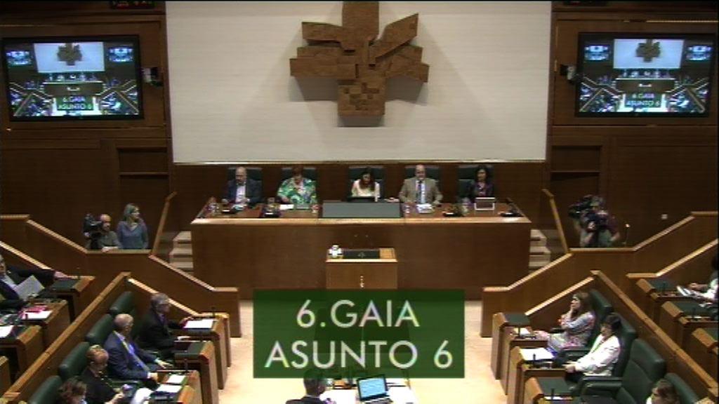 Interpelación formulada por D. Pello Urizar Karetxe,parlamentario del grupo EH Bildu, al lehendakari,sobre los diputados catalanes presos