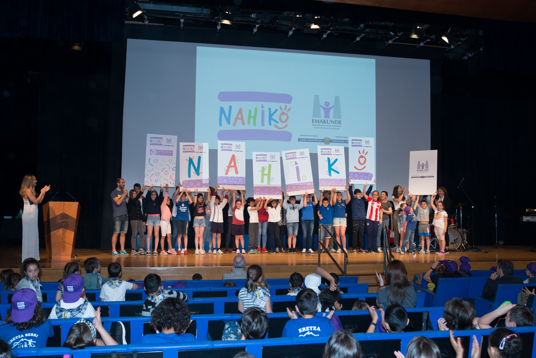 4.000 escolares han trabajado la coeducación en estos dos últimos años con el programa Nahiko que impulsa Emakunde