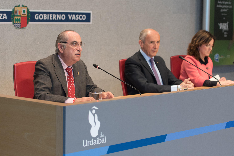 Eusko Jaurlaritza Klima Aldaketari buruzko Legearen aurreproiektuaren zirriborroa ari da lantzen