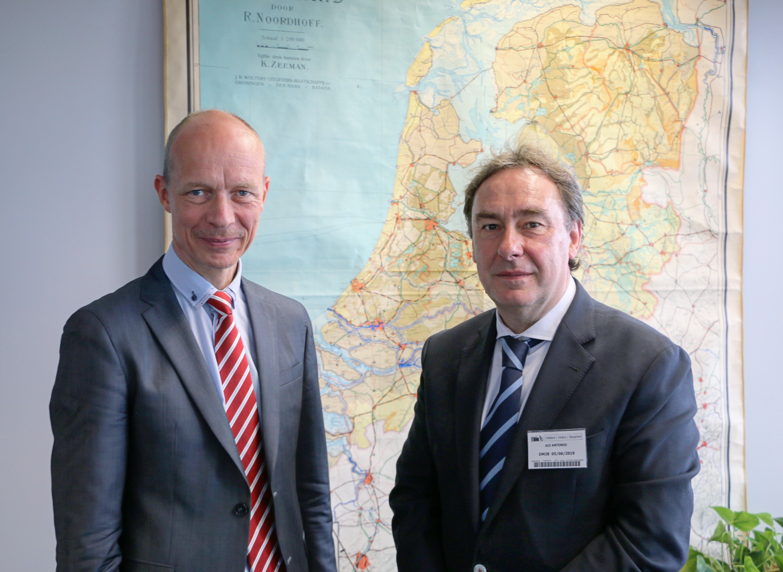 Euskadi liderará la Comisión del Arco Atlántico para dar un impulso a la finalización de los corredores europeos prioritarios