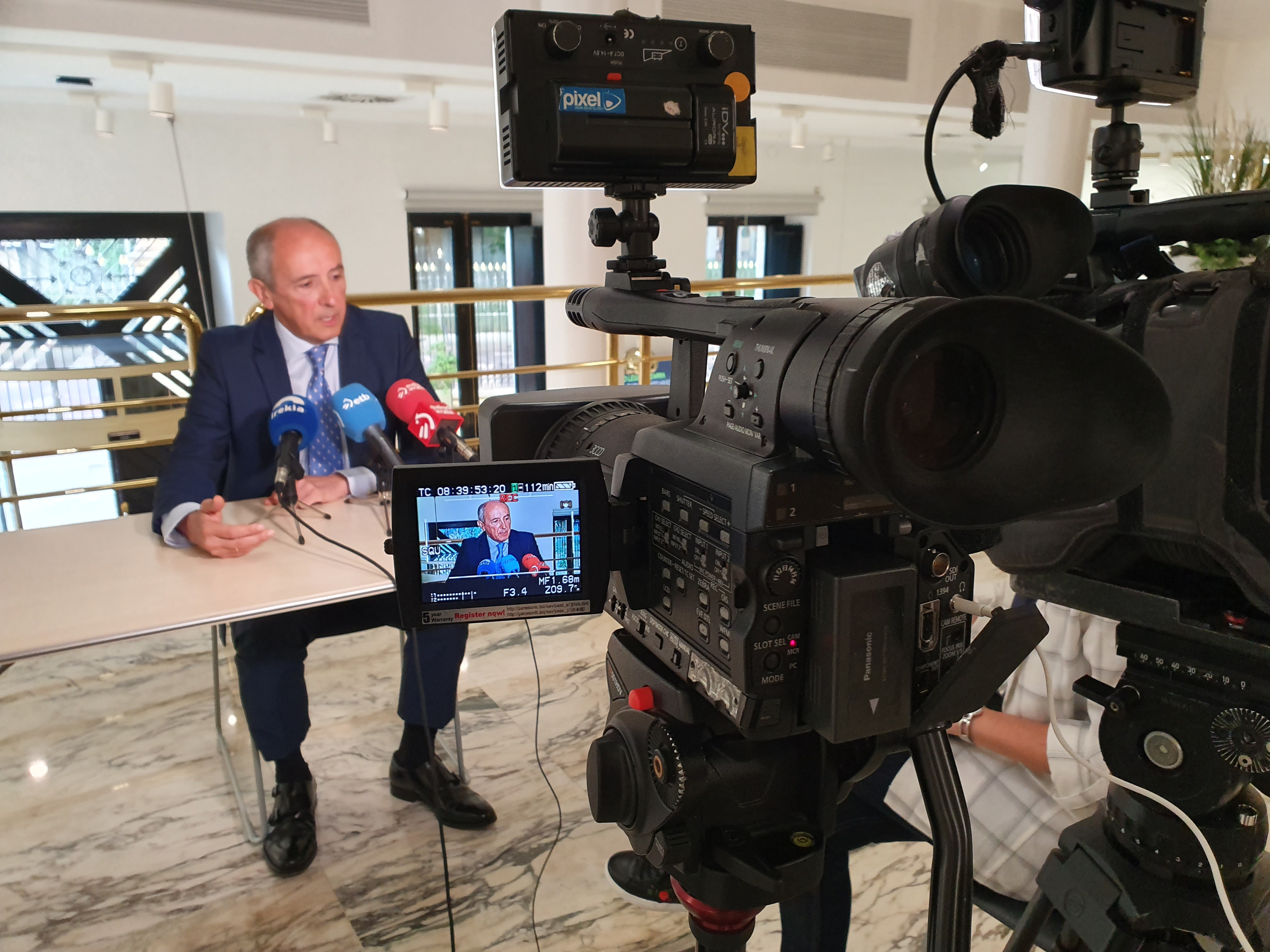 El Gobierno Vasco cree que el arraigo de Euskaltel está garantizado