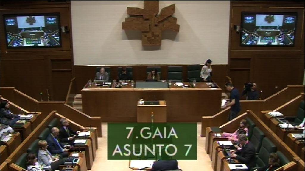 Pregunta formulada por D. Iker Casanova Alonso, parlamentario del grupo EH Bildu, al lehendakari,relativa a medidas a tomar ante la grave situación de Euskaltel