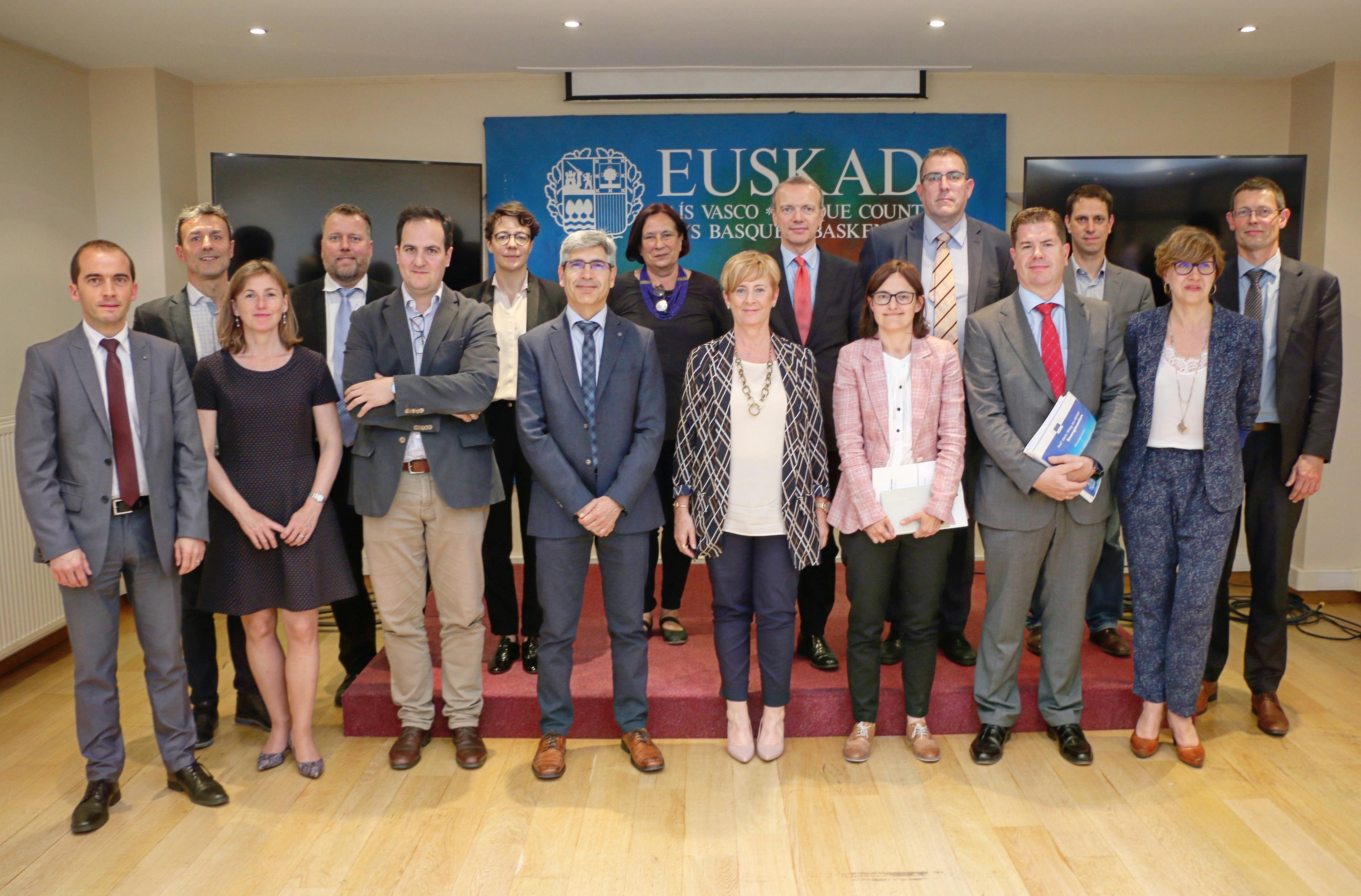Euskadi Energia Berriztagarrien LPS bat izapidetzen eta energia eolikoko etorkizun baterako prestatzen hasi da