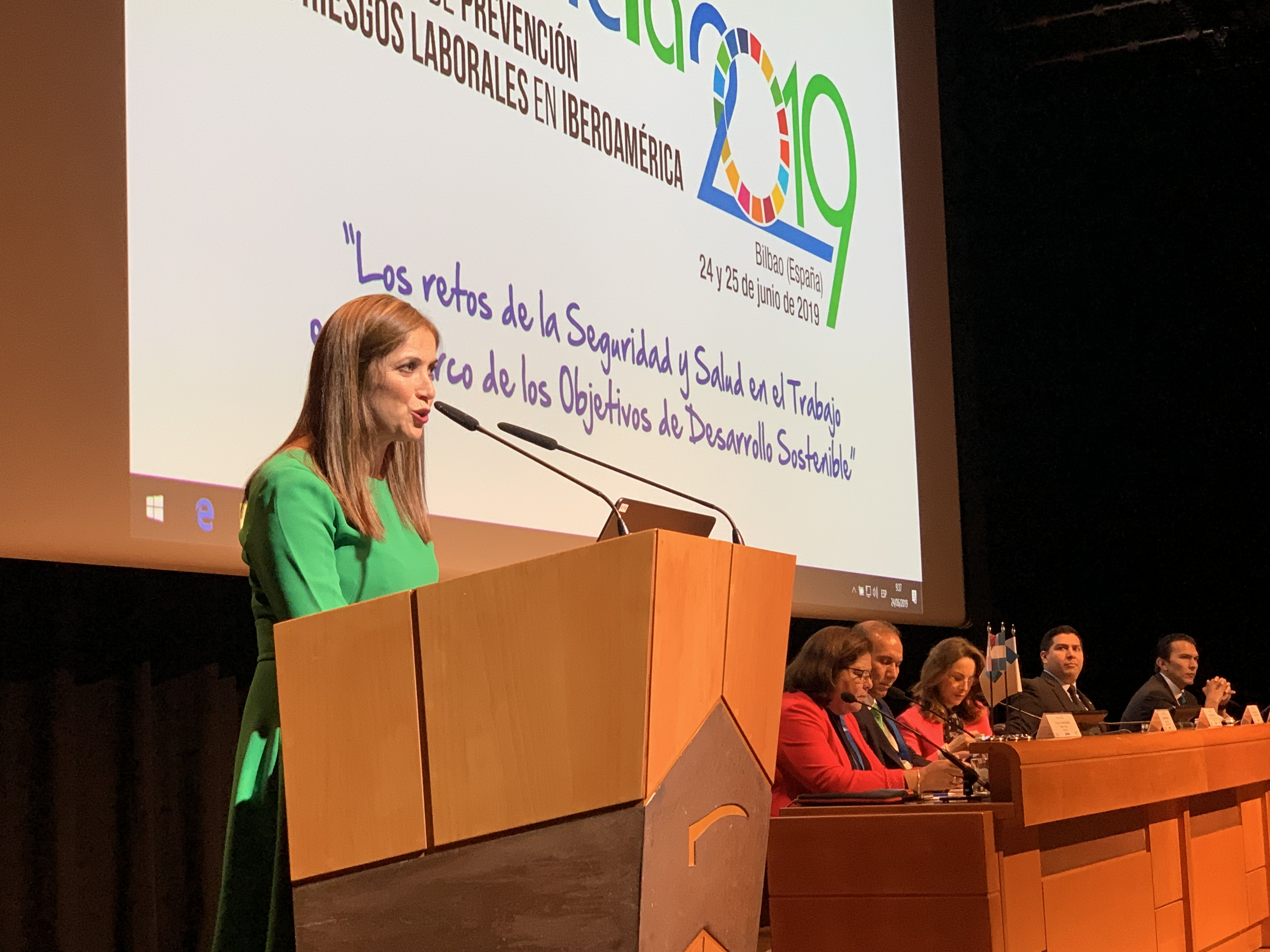 La Consejera San José inaugura PREVENCIA 2019