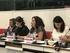 Monika Hernando presenta en Bruselas las políticas puestas en marcha en Euskadi para afrontar el reto migratorio
